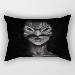 Androgyny Rectangular Pillow
