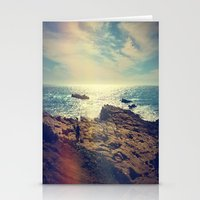 chile Stationery Cards featuring Quintero, Chile. by Viviana Gonzalez