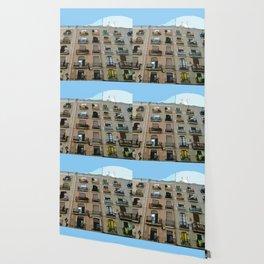 Barcelona Building  Wallpaper