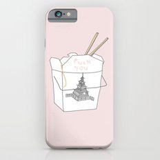 NICE TAKEOUT iPhone 6s Slim Case