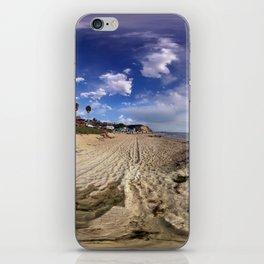 Crystal Cove Beach 360 iPhone Skin