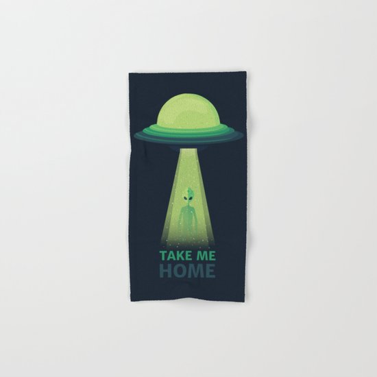 Take Me Home Hand & Bath Towel