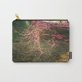 Chinese Red Bud  Carry-All Pouch