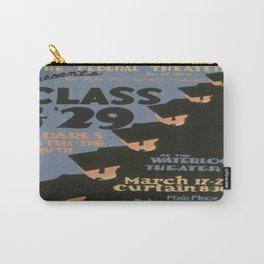 Vintage poster - Class of '29 Carry-All Pouch