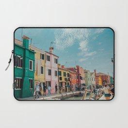 Burano, Italy Laptop Sleeve