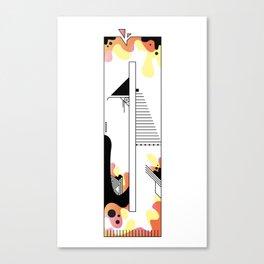 0 typo Canvas Print