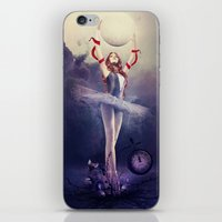 evolution iPhone & iPod Skins featuring Evolution by Kryseis Retouche