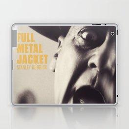 Full Metal Jacket, Stanley Kubrick, alternative movie poster, minimalist print, Vietnam War, Marines Laptop & iPad Skin