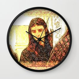 Alone again #220 Wall Clock