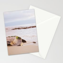 No Footprints Here Stationery Cards