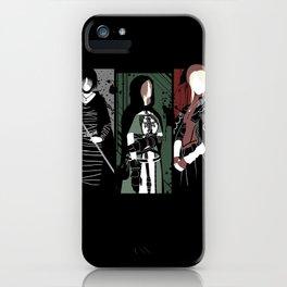 Souls Waifus iPhone Case