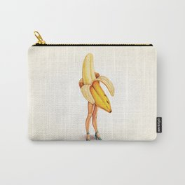 Banana Girl Carry-All Pouch