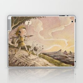 The Fool Laptop & iPad Skin