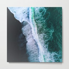 Sea 6 Metal Print