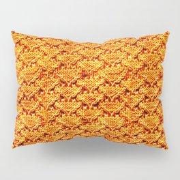 Digital knitting pattern Pillow Sham