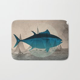 Northern Bluefin Bath Mat