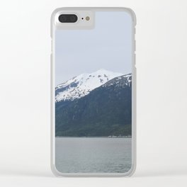 Looking Over Smugglers Cove Clear iPhone Case