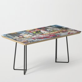 Times Square II Special Edition II Coffee Table