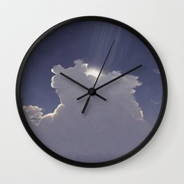 Gates of Heaven (Cloud series) Wall Clock