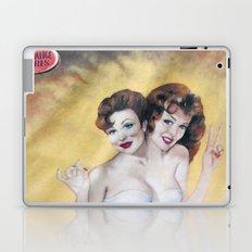 Strange Girls Laptop & iPad Skin