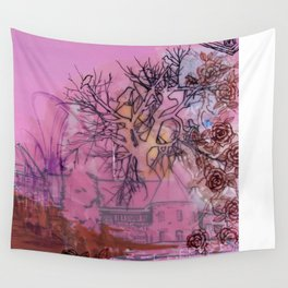 Everette Mansion Wall Tapestry