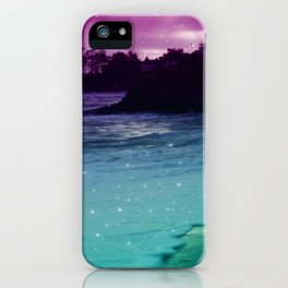 counting stars iPhone Case