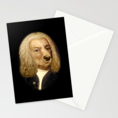 Bach, your best friend!  Stationery Cards