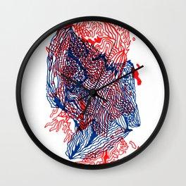 Seismic activity Wall Clock