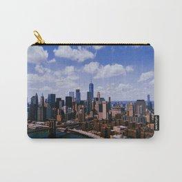 New York City // Retro 18 Carry-All Pouch
