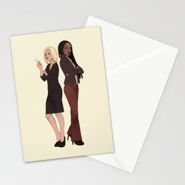 American Horror Story - Fiona and Marie Stationery Cards