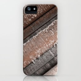 Abandoned Wool Press iPhone Case