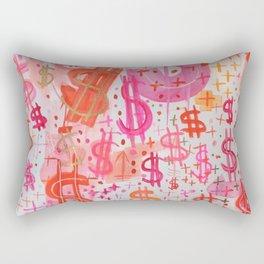 Barbie Money Rectangular Pillow