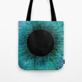 E Y E Tote Bag