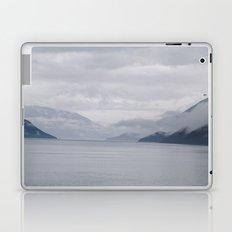 alaskan mountains Laptop & iPad Skin