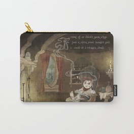 A Merrier World Carry-All Pouch