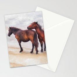 Beach Buddies Stationery Cards