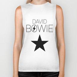 Modern Bowie Biker Tank