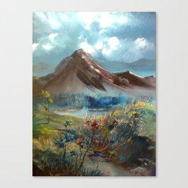 masal dağı Canvas Print