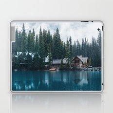 Emerald Lake Lodge II Laptop & iPad Skin