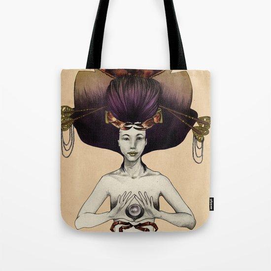 C A N C E R - Colour Version Tote Bag