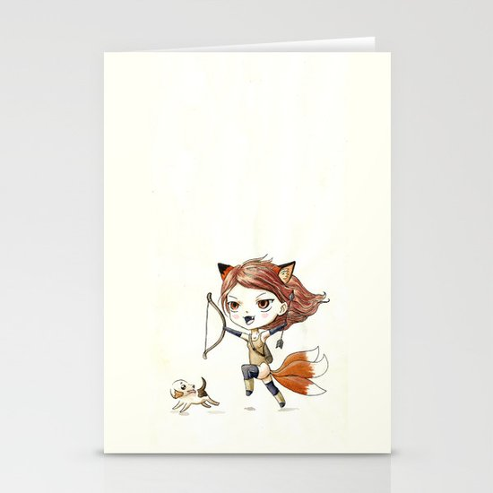 Duck Hunt Stationery Cards