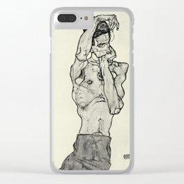 Egon Schiele  -  Zeichnungen II Clear iPhone Case
