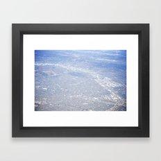 GEOgraphy VIII Framed Art Print