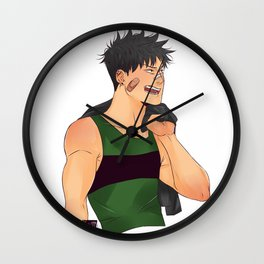 PPG: Butch Wall Clock