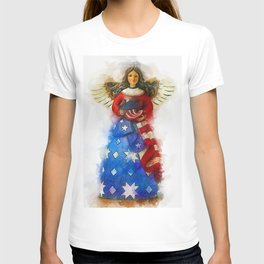 USA Angel T-shirt