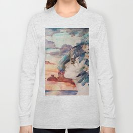 The Lost Love of Wandering Aengus Long Sleeve T-shirt