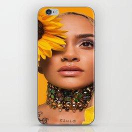 Kehlani 24 iPhone Skin