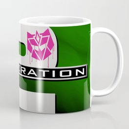 D-Generation 2 Coffee Mug