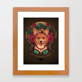 See You Space Cowboy Framed Art Print