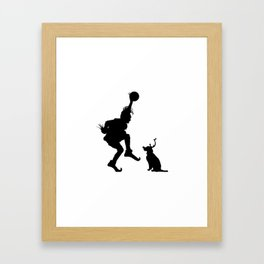 #TheJumpmanSeries, The Grinch Framed Art Print